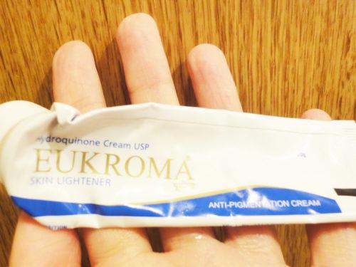 ユークロマ クリーム(Eukroma Cream)ハイドロキノン4%