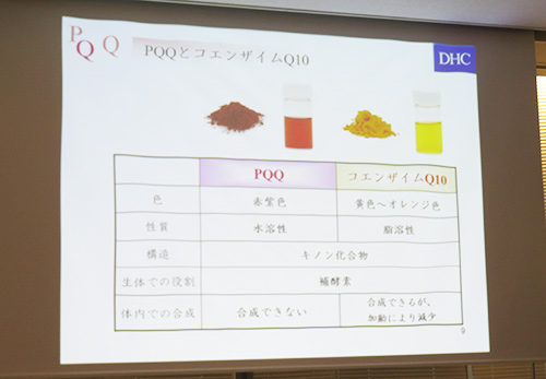DHC2016マーケティング展示会PQQシリーズimg_7000