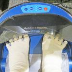 ファイテン「トーケア」効果口コミ:足指間のツボ刺激で40の症状をケアする足マッサージ器