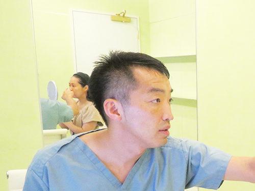 肌再生医療 脂肪幹細胞注入(SRF注入)2回目