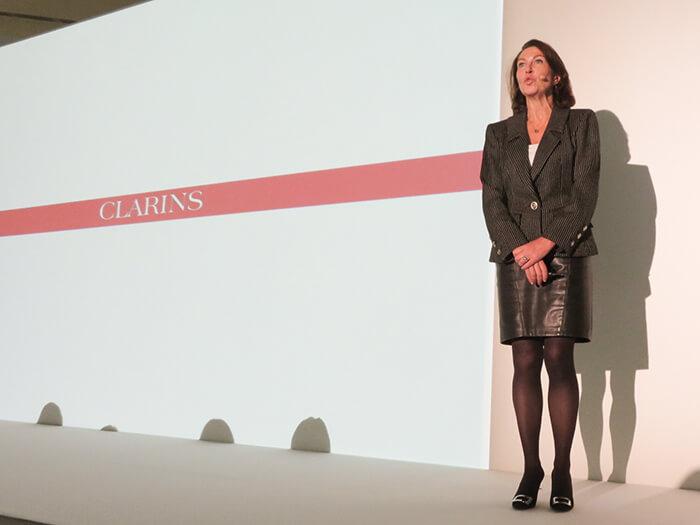 クラランス 新製品発表会